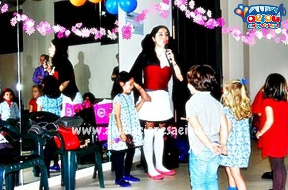 Animadores para fiestas de cumpleaños infantiles en Pozuelo