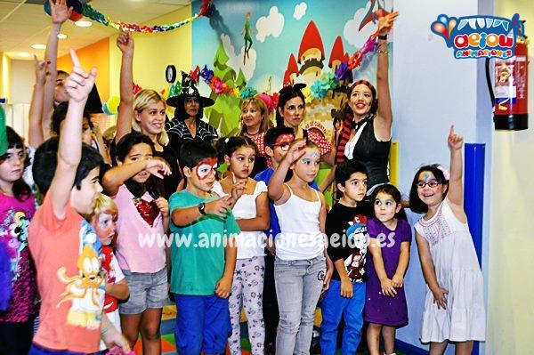 Animadores para fiestas infantiles en Leganés