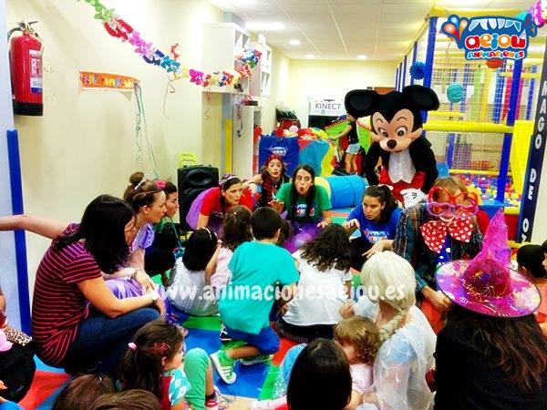 Payasos para fiestas infantiles en Torrejón de Ardoz