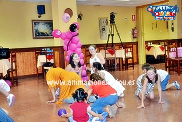 Payasos para fiestas infantiles en Alcorcón
