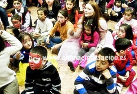 Fiestas de cumpleaños infantiles en Coslada