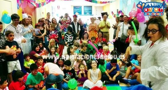 Fiestas infantiles en Pozuelo