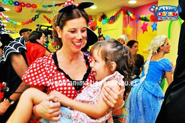 Animadores para fiestas infantiles en Fuenlabrada a domicilio