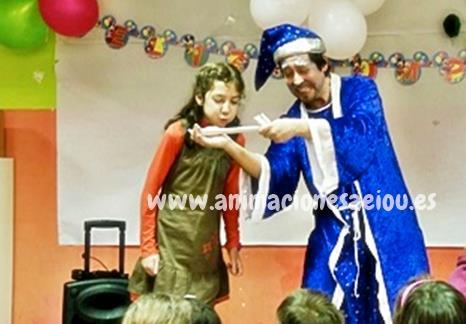 Animaciones para fiestas de cumpleanos infantiles en tres cantos