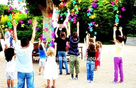 Animaciones para fiestas de cumpleanos infantiles y comuniones en humanes de madrid