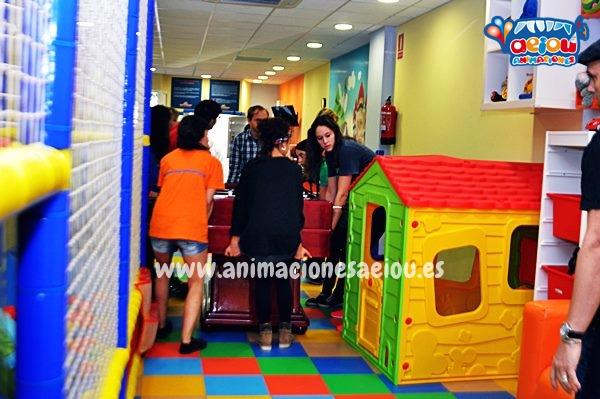 Animadores, magos y payasos en Cobeña para fiestas infantiles