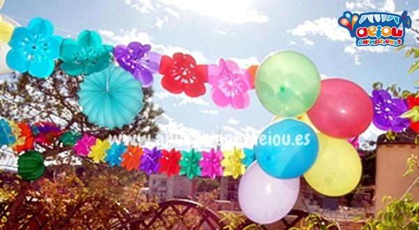 Decoración de fiestas infantiles en Segovia