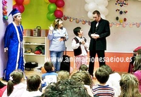 Fiestas de cumpleanos infantiles y comuniones en el casar