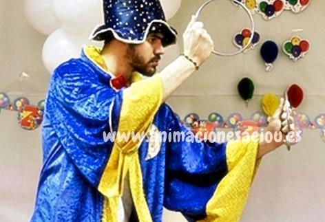 Fiestas de cumpleanos infantiles y comuniones en humanes de madrid