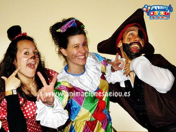 Magos para fiestas infantiles de Guadalix de la Sierra