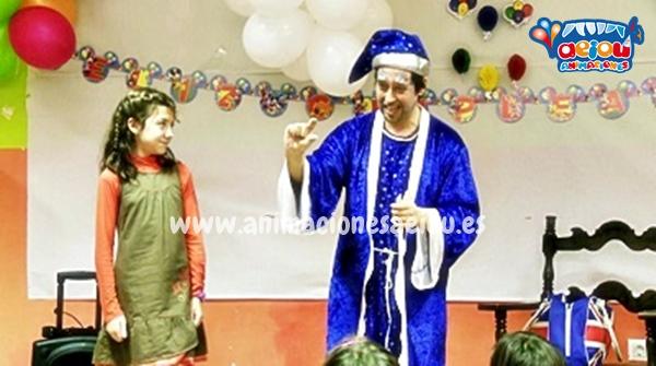 Magos para fiestas infantiles en Chinchón