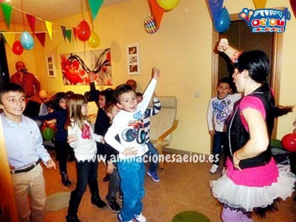Magos para fiestas infantiles en Fuente El Saz de Jarama