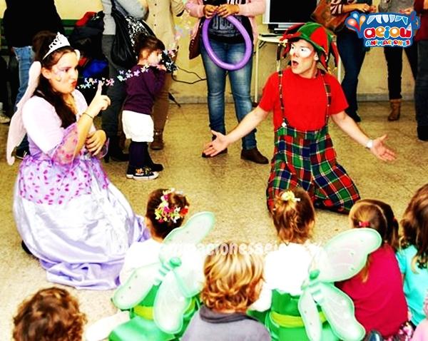 Payasos para fiestas infantiles de Guadalix de la Sierra