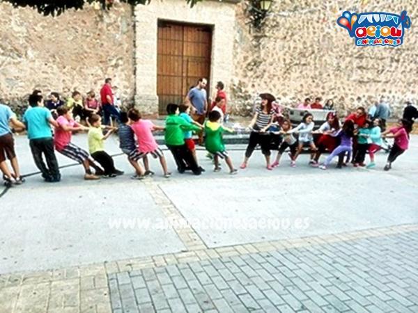 Payasos para fiestas infantiles en Arroyomolinos
