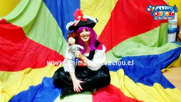 Payasos para fiestas infantiles en Cobeña