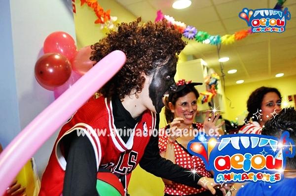 Payasos para fiestas infantiles en Colmenarejo