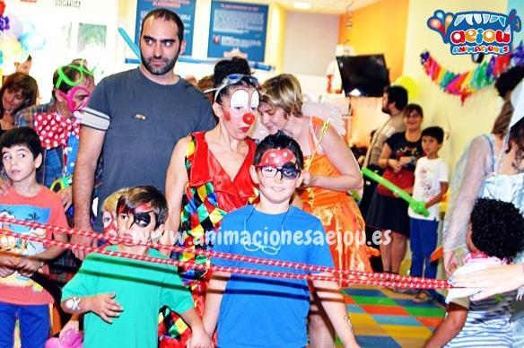 fiestas infantiles en chinchon