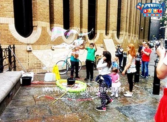 Animaciones para fiestas de cumpleaños infantiles y comuniones en san agustin de guadalix