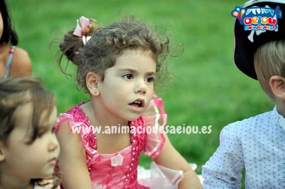 Animaciones para fiestas de cumpleanos en valdemorillo