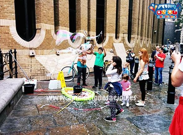 Animaciones para fiestas de cumpleanos infantiles en arroyomolinos