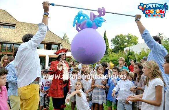 Animaciones para fiestas de cumpleanos infantiles y comuniones en san fernando de henares