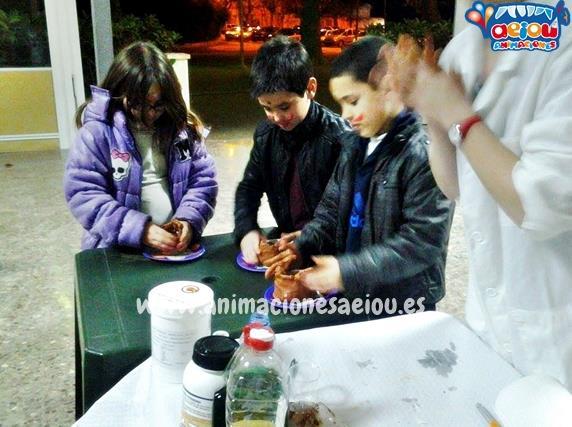 Animación de fiestas infantiles en Morata de Tajuña
