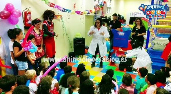 Cumpleanos infantiles y comuniones en talavera de la reina