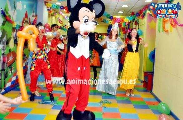 Opciones de animación para comuniones en Mataelpino