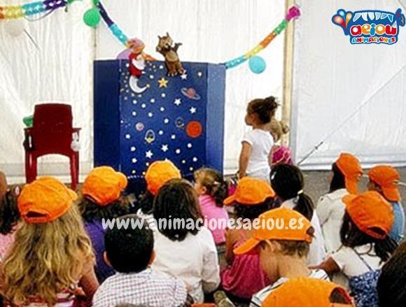 La mejor animación para cumpleaños en Manzanares del Real