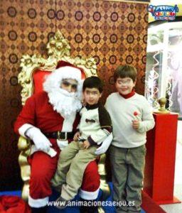 Contratar a Papá Noel a domicilio en Segovia