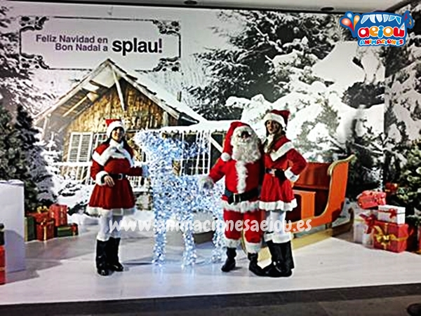Contratar a Papá Noel a domicilio en Toledo