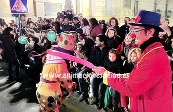 Animación de fiestas infantiles en Alalpardo