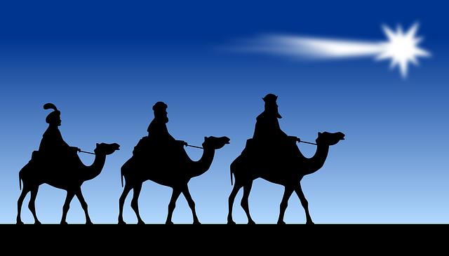 El origen de la tradición en la cabalgata de Reyes en Madrid