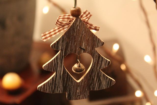 Madera para decorar tu árbol de navidad