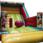 Castillo Playmix Disney 6 x 4 x 3,35m