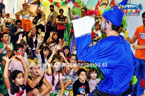 Sorprendentes Magos para fiestas infantiles en Miraflores de la Sierra