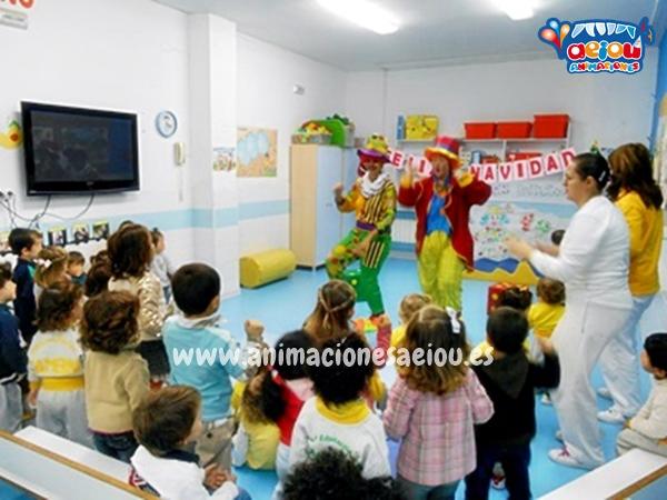 Payasos para fiestas infantiles de San Fernando de Henares