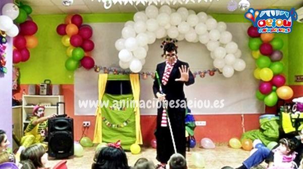 Magos para fiestas infantiles de San Fernando de Henares