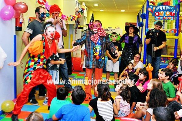 Animadores, Magos y Payasos en Guadarrama