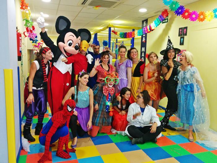 Animadores, Magos y Payasos en Velilla de San Antonio