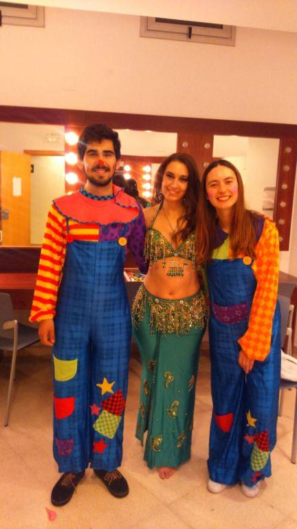 Animadores, Magos y Payasos en El Espinar