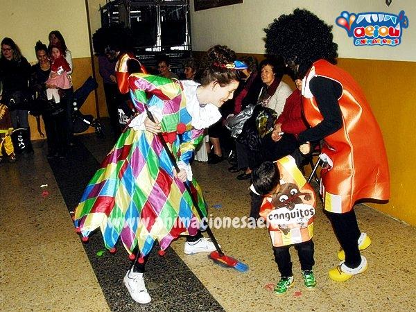 Animadores para fiestas infantiles en Arenas de San Pedro