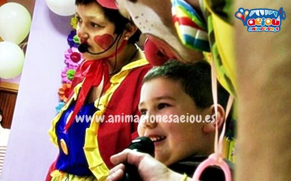 Los mejores animadores para fiestas infantiles en Illescas