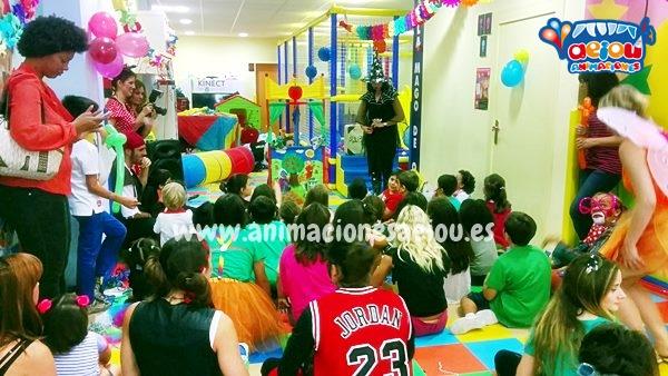Los mejores animadores para fiestas infantiles en Las Navas del Marqués