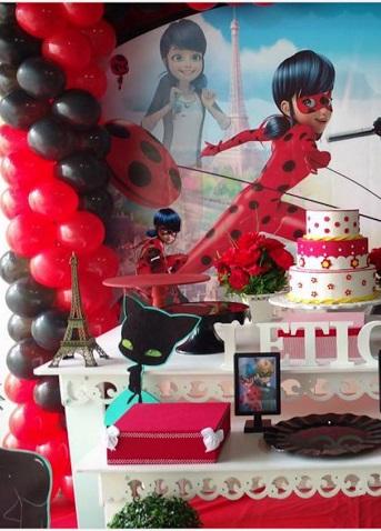 Mejores consejos para organizar una fiesta temática de Ladybug en Madrid