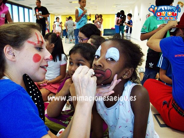 Payasos para fiestas infantiles de Arenas de San Pedro