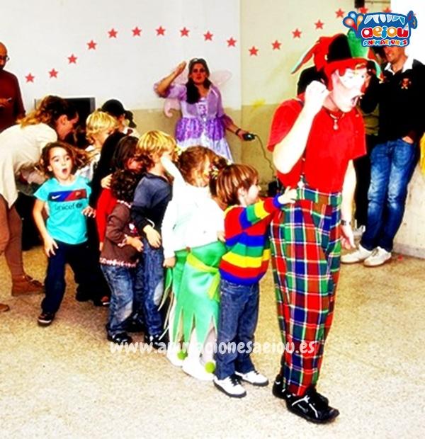 Payasos para fiestas infantiles de Esquivias