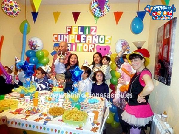 Fiestas de fin de curso en Colegios en Ávila