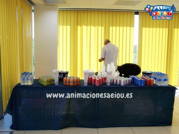 Catering infantil en Ávila