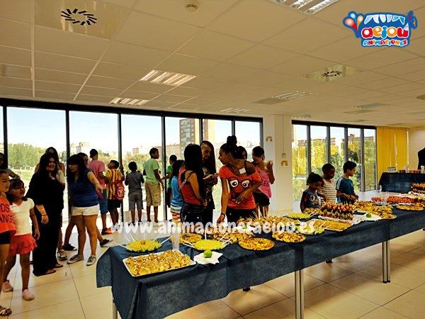 Catering para cumpleaños infantiles en Ávila